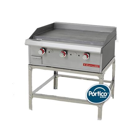 Planchas y parrillas grill marca coriat para cocinas for Costo de cocina industrial